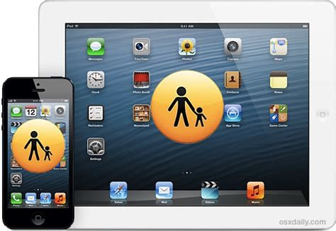 how to use restrictions as parental controls on an iphone and ipod touch