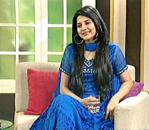 biography sanam baloch pakistani anchor and hot actress