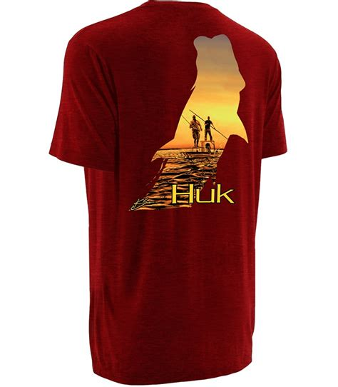 huk performance fishing k twilight t shirt rd tackledirect