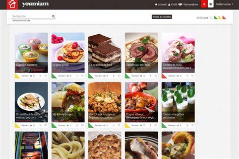 application recette de cuisine l application pour partager ses meilleures recettes de cuisine