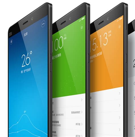Dan Spesifikasi Hp Xiaomi ulasan harga dan spesifikasi hp android xiaomi mi note 2