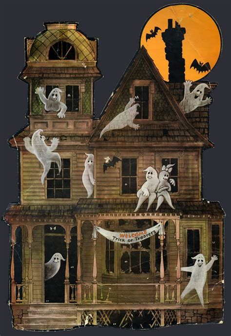 Haunted House Decor by 25 Vintage Decorations Ideas Magment