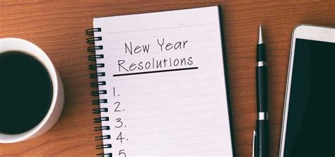 resolutions for the new year new year s resolutions for career success in 2018