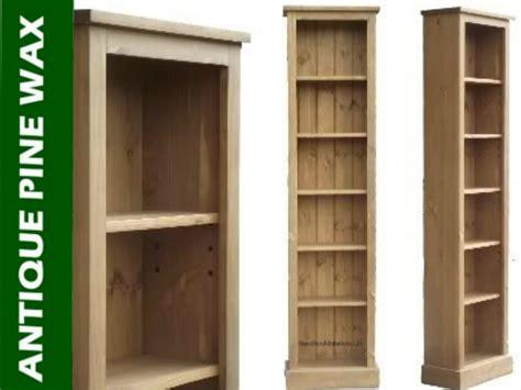 narrow pine bookcase narrow pine bookcase rossano pine narrow bookcase