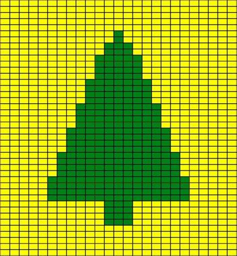 christmas tree knitting chart christmas yarns pinterest