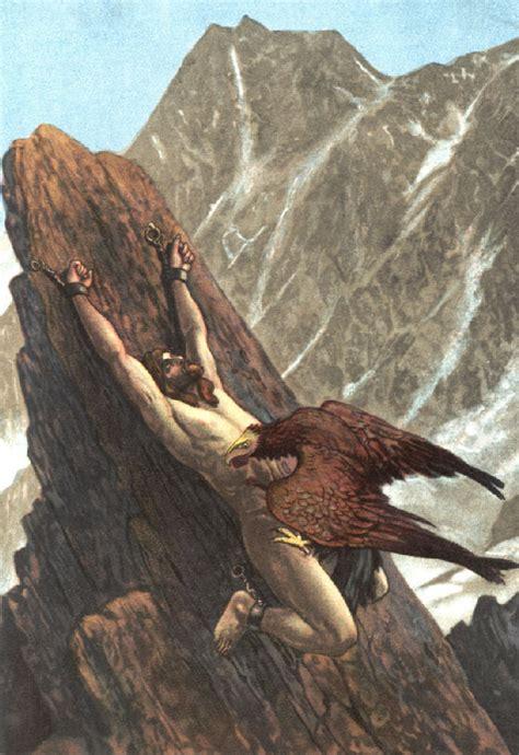 themes in the story of prometheus twilight language prometheus and cannibalism