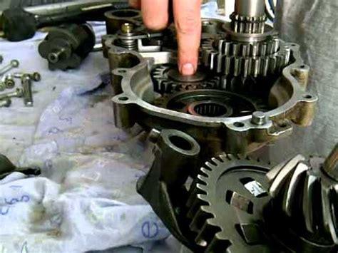 2006 outlander gearbox 800 rebuild youtube