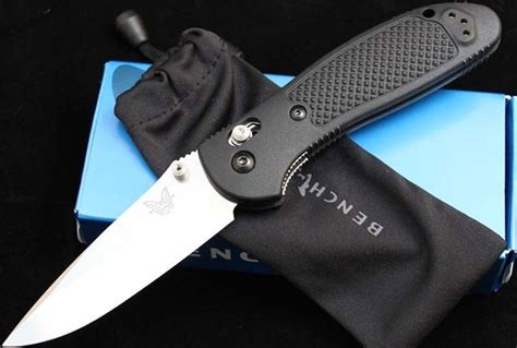benchmade infidel review benchmade griptilian review the pocket knife