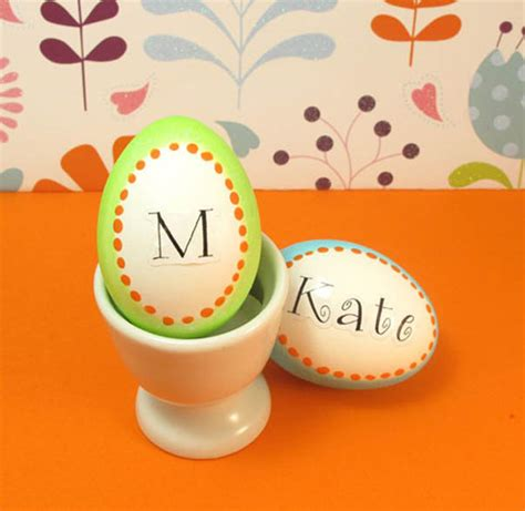 ideas for easter eggs 20 creative and cute easter egg decorating ideas easyday