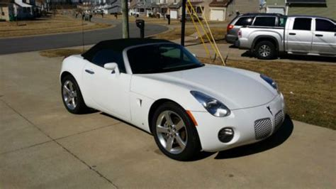 06 Pontiac Solstice by Purchase Used 06 Pontiac Solstice 1000 Edition In