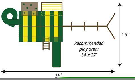 playground swing dimensions sky 4