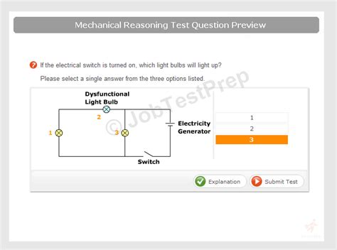 Plumbing Aptitude Test Practice by Practice Mechanical Reasoning Tests Jobtestprep