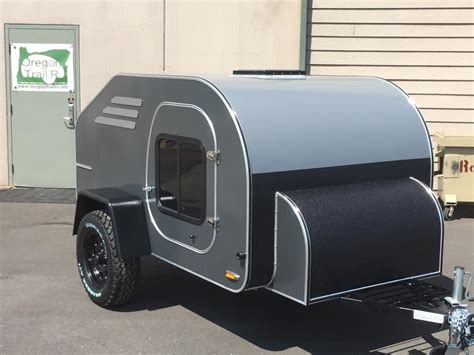 Or Trailer Teardrop Trailer Options See The Complete List Of Options Available For Oregon Trail R Teardrop