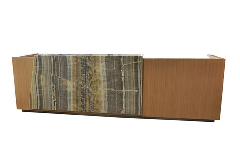Custom Designs Arnold Contract Angled Reception Desk