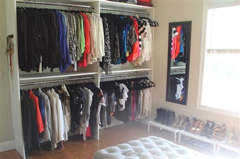 how to turn a bedroom into a closet turning a spare bedroom into a dressing room