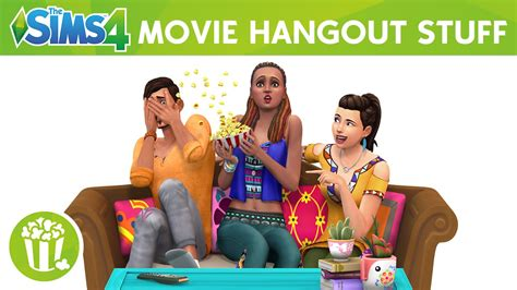 film hangout review game review the sims 4 movie hangout stuff geek bomb