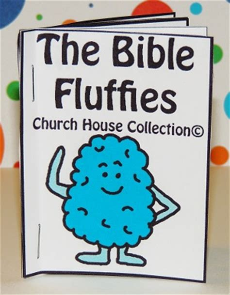 church house collection blog the bible fluffies mini
