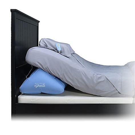 contour 174 mattress genie 174 adjustable bed wedge bed bath beyond