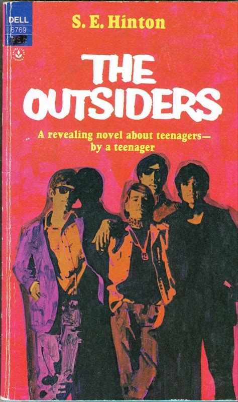 the outsiders book pictures s e hinton got into a war with fans who think