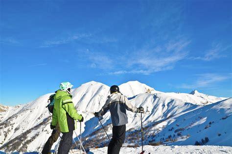 Office Du Tourisme Foux D Allos by Station De Ski De Val D Allos La Foux Alpes De Haute