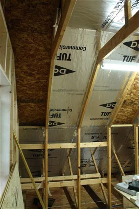 insulation for cathedral ceiling rafters insulating cathedral ceiling with foam board home