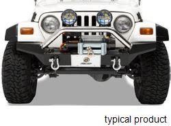 1999 Jeep Wrangler Bumpers 1999 Jeep Wrangler Bumpers Etrailer