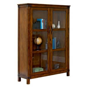 Wooden Bookshelves With Glass Doors Best Antique Wooden Bookcases With Glass Doors