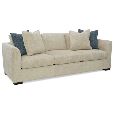 sam moore sectionals sam moore dalton casual sofa with tall tapered arms