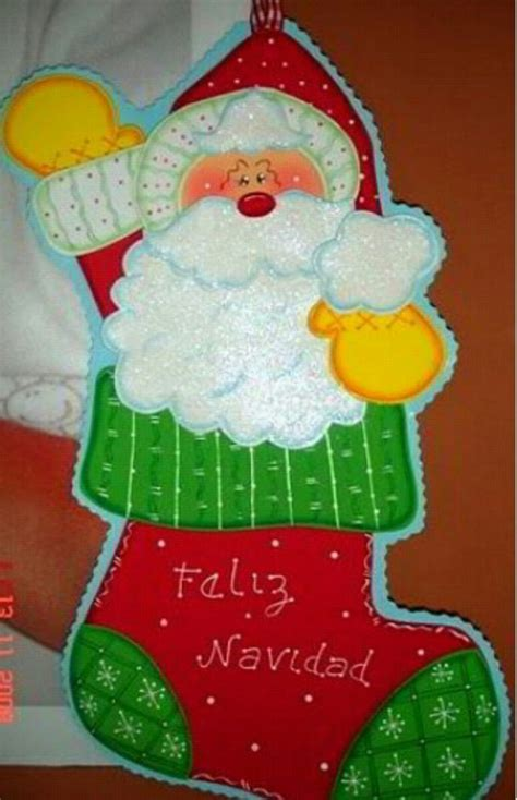 imagenes animadas de navidad en foami bellos adornos de navidad en foami bs 100 00 en mercado