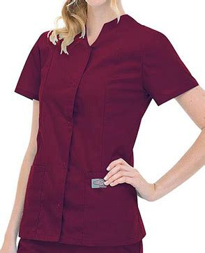 wine colored scrubs buy colored scrubs extensive variety in all sizes pulse