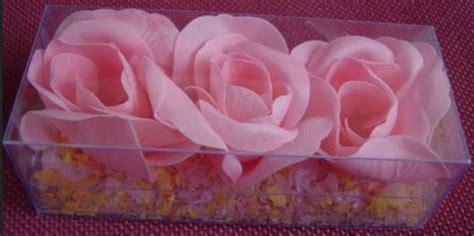 Sabun Organic Berbentuk Bunga 1 kerajinan dari bahan lunak dan macam contoh karya dari