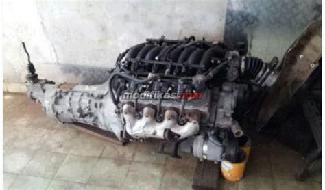 Mesin V8 blok mesin corvette v8 ls1 350