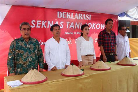 Buku Menuju Indonesia Berdaulat Pangan jokowi jk untuk indonesia hebat berdaulat pangan serikat