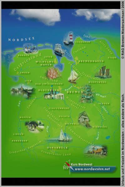 tourist map germany northwest germany tourist map bockhornerfeld germany