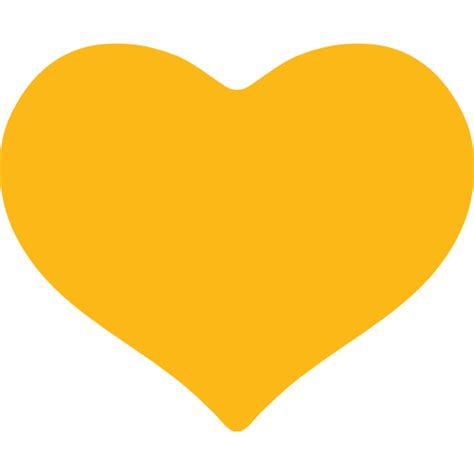 emoji yellow heart meaning yellow heart emoji for facebook email sms id 772