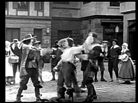 the three musketeers 1921 douglas fairbanks 12 a classic the three musketeers 1921 douglas fairbanks youtube