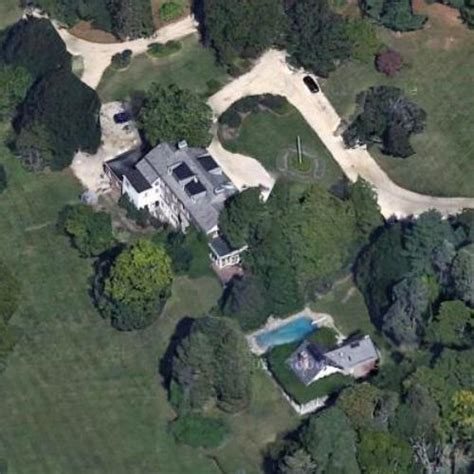 bruce springsteen s house in rumson nj maps
