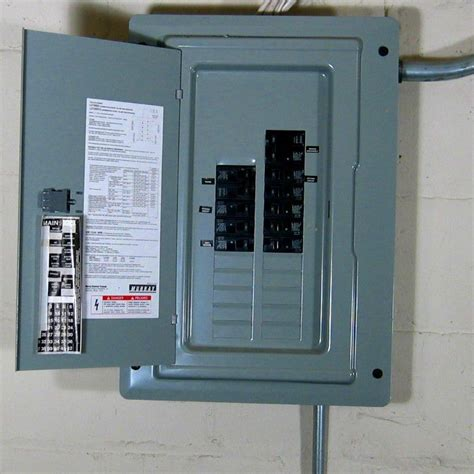 garage fuse box consumer unit wiring diagram split load
