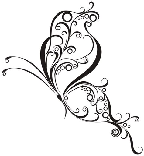 elegant butterfly tattoo designs 41 flawless designs free premium templates