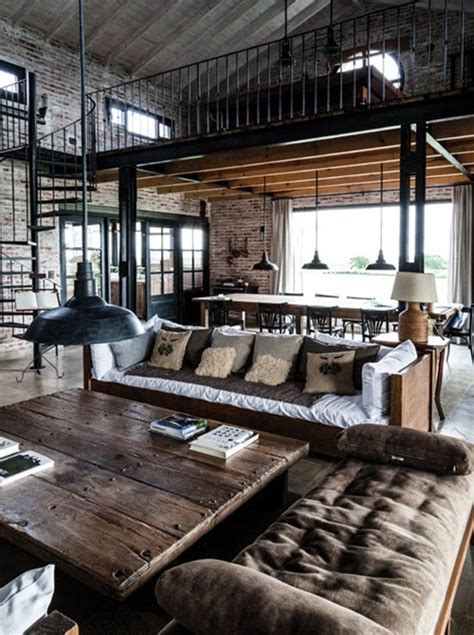 25 best ideas about loft interior design on