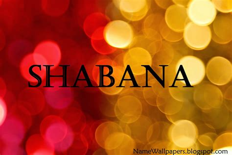 shabana  wallpaper gallery