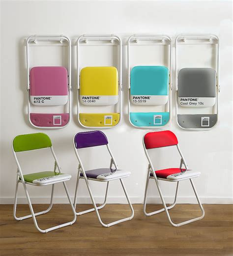 Pantone Chairs by High Heels And Diet Dr Pepper Pantone Chairs