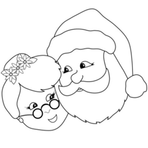 coloring pages of santa and mrs claus free free santa claus clip art image 0515 0912 0113 3921