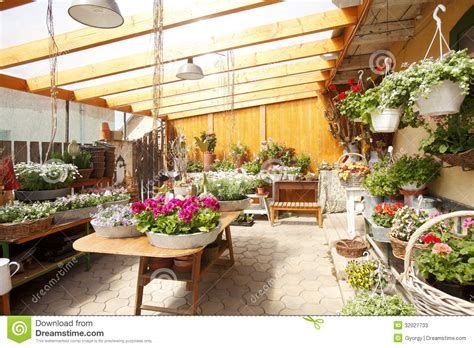 Flower Interior by Flower Shop Interior Stock Photos Image 32027733