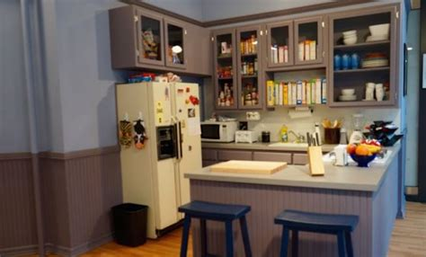 seinfeld appartment hulu s seinfeld apartment recreation has everything but