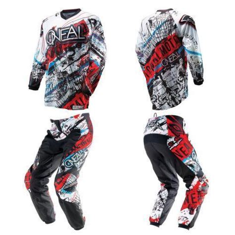 motocross bike gear dirt bike riding gear ebay