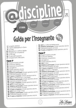 @discipline guida storia 4-5 by ELI Publishing - Issuu