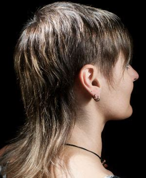 Pixie Mullet | pixie mullets on pinterest