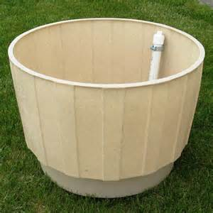 large self watering planter 36 quot self watering planter