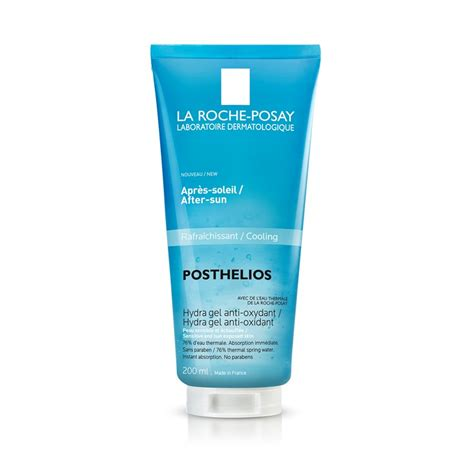 La Roche Posay Posthelios After Sun And Gel 40ml la roche posay posthelios hydra gel after sun antioxidant